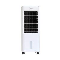 美的(Midea) AC100-18D冷风扇单冷立式家用大风量迷你小空调扇新品白色