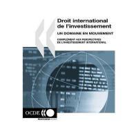 【预订】Droit International de L'Investissement: Un Domaine