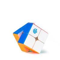 魔方三3二阶速拧磁力比赛专用初学者顺滑玩具套装