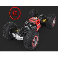 遥控四驱越野攀爬车儿童玩具7-10岁男孩变形双面扭变汽车充电