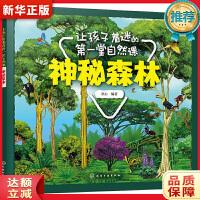 让孩子着迷的第一堂自然课――神秘森林 童心 化学工业出版社9787122337191【新华书店 购书无忧】