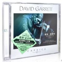 原装正版 戴维;嘉雷特David Garrett:化身帕格尼尼 CD 2014年音乐CD