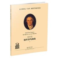 贝多芬:钢琴奏鸣曲集Ⅰ(附MP3) (德)贝多芬 9787540446079 湖南文艺出版社