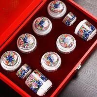 茶叶礼盒装春节过年佳品年货高档茶具