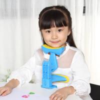 硅胶坐姿矫正器小学生儿童视力保护器纠姿器 写字姿势纠正仪矫正器