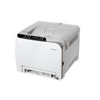 理光SP C240DN彩色双面激光打印机 A4打印家用办公 有线网络打印