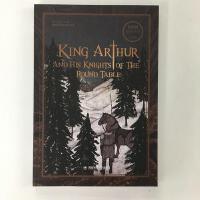亚瑟王和他的圆桌骑士们 MartinMellish 9787550430044 西南财经大学出版社【直发】 达额立减 闪