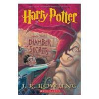 【现货】英文原版 哈利波特与密室 Harry Potter and the Chamber of Secrets 经典