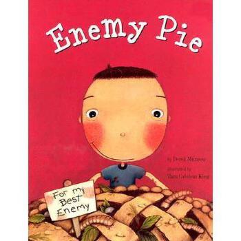 【预订】Enemy Pie 美国库房发货,通常付款后3-5周到货!