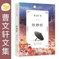曹文轩文集-红纱灯