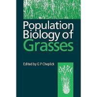 【预订】Population Biology of Grasses Y9780521052351