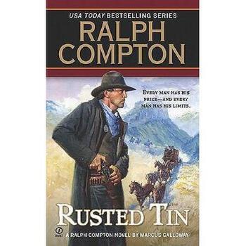 【预订】Ralph Compton Rusted Tin 美国库房发货,通常付款后3-5周到货!