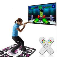 无线手舞足蹈跳舞毯 无线感应手柄体感游戏跳舞毯 单人电脑电视两用