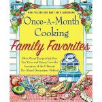 【预订】Once-A-Month Cooking Family Favorites: More Great