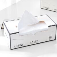 三利 洁面巾 天然纯棉洗脸巾一次性护肤美容巾擦巾 干湿两用抽纸巾 婴儿可用棉柔巾 80片×1盒