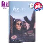 【中商原版】私人战争:战地记者玛丽・科尔文 英文原版 A Private War: Marie Colvin (Med