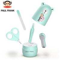 TWG3183001大嘴猴(paul frank)婴儿指甲钳护理四件套装