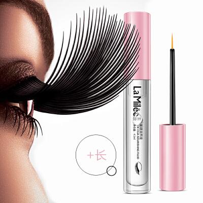 莱玫美睫滋养液睫毛增长液4.5ml自然纤长、纤黑卷翘