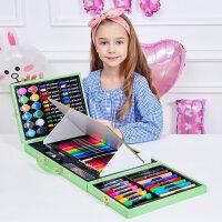 儿童彩笔套装绘画工具水彩笔蜡笔小学生女孩生日礼物美术学习用品儿童节礼物