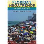 【预订】Florida's Megatrends: Critical Issues in Florida