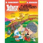 【预订】Asterix and the Chieftain's Shield