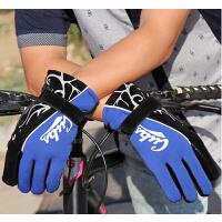 青年摩托手套男冬骑车加厚加绒保暖防滑防寒电动车棉手套滑雪运动