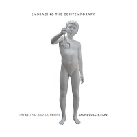 EMBRACING THE CONTEMPORARY; KEITH L. &..拥抱当代 雕塑作品