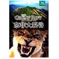 原装正版 百科音像 BBC经典纪录片 东非大裂谷(DVD-D9) 系列光盘