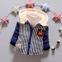 冬装宝宝棉衣棉袄儿童加厚外套男童女童0-4岁