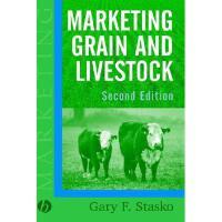 【预订】Marketing Grain And Livestock, Second Edition