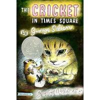 【现货】英文原版 Cricket in Times Square ( Chester Cricket and His F