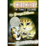 【现货】英文原版 Cricket in Times Square ( Chester Cricket and His