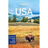 【中商原版】孤独星球 美国旅游指南10 2018年新版 英文原版 Lonely Planet USA LP旅游指南系列
