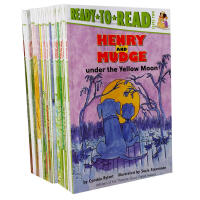 英文原版Christmas圣诞绘本HENRY AND MUDGE 亨利和玛吉21本 Ready to ready lev