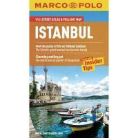 【预订】Marco Polo Istanbul [With Map]