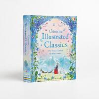 【全店300减100】绘本经典《秘密花园》及其他故事Illustrated Classics The Secret Ga
