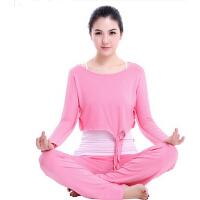秋冬舞蹈健身新款 瑜珈服愈加服三件套女士瑜伽服