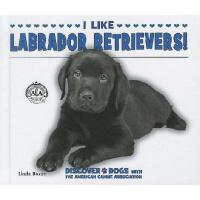 【预订】I Like Labrador Retrievers!