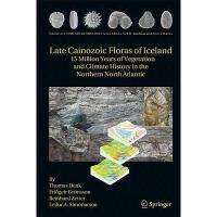 【预订】Late Cainozoic Floras of Iceland: 15 Million Years
