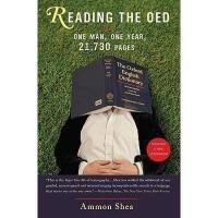 【预订】Reading the OED: One Man, One Year, 21,730 Pages