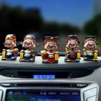 摇头汽车摆件创意可爱车载车内车饰用品