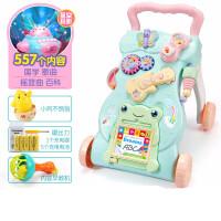 宝宝多功能学步车手推车玩具婴儿童防侧翻助步车6-7-18个月1岁儿童节礼物