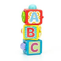 费雪 Fisher-Price 玩具 彩虹套圈 RockAStackClosedBox N82 1