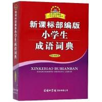 新课标部编版 小学生成语词典 为小学生量身打造的多功能字典内容全面功能强大增加汉字知识1-6年级现代汉语多功能常用实用