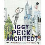 【现货】Iggy Peck, Architect 英文原版 乔伊想当建筑师 精装绘本故事
