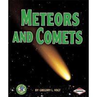 【预订】Meteors and Comets