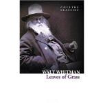 【中商原版】柯林斯经典文学:草叶集 英文原版 Collins Classics: Leaves Of Grass 惠特