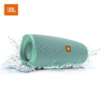 【当当自营】JBL Charge4 绿色 音乐冲击波4 蓝牙小音箱 便携迷你音响 低音炮 防水设计 支持多台串联