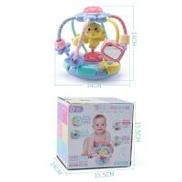 球类手抓可咬男孩玩具0-1岁3-6-12七个月女孩半岁宝宝