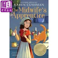 【中商原版】纽伯瑞金奖 孤女流浪记 英文原版The Midwife's Apprentice儿童文学 6-12岁